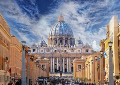 Rome St Peters Basilica