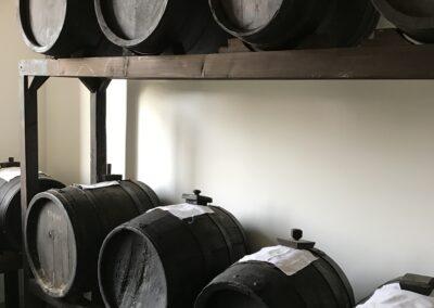 Ageing of the Black Gold Balsamic Vinegar