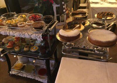 Dessert tasting too !