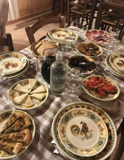 Food is better in Sardegna