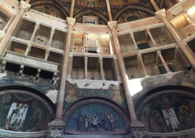 Intricate Baptistry