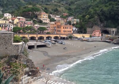 Magnificent Setting of Monterosso