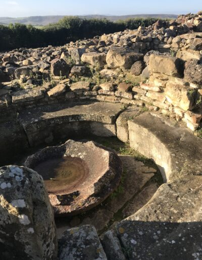 Nuraghe Ancient Abode