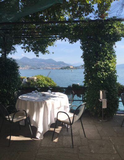 Restaurant with a View