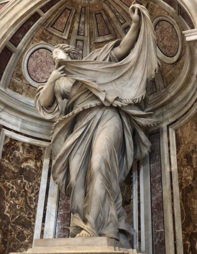 St Peter's Sculpture