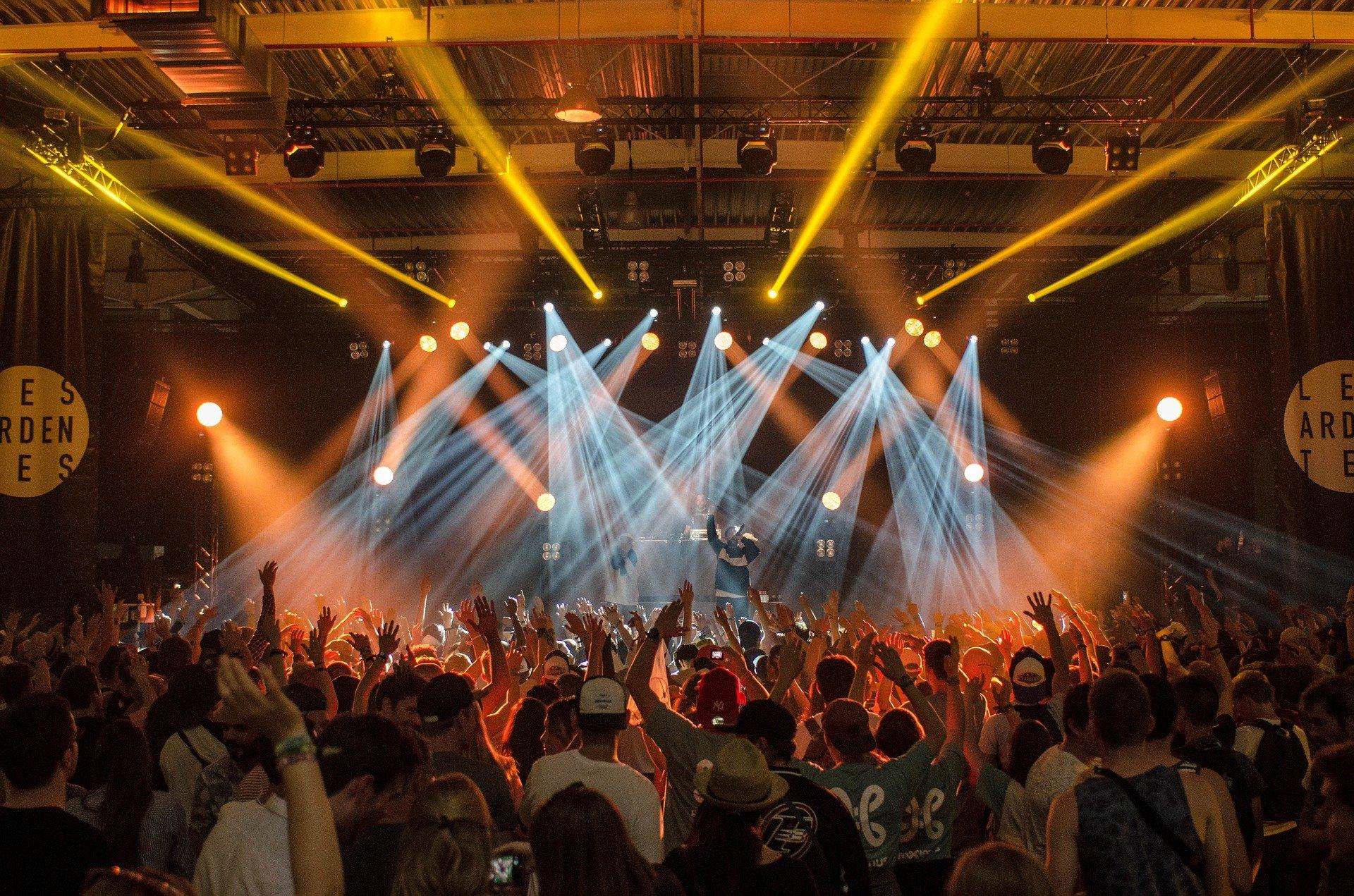 Concert Tours Header
