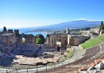 Beautiful Sicily View