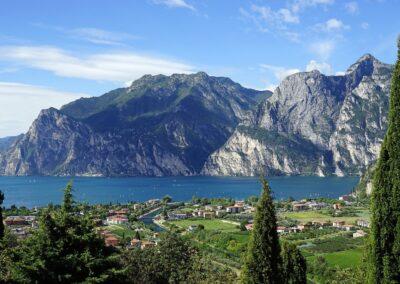 View of Lake Garda