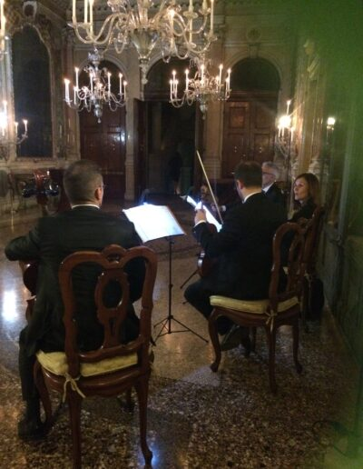 Live music at the Palace