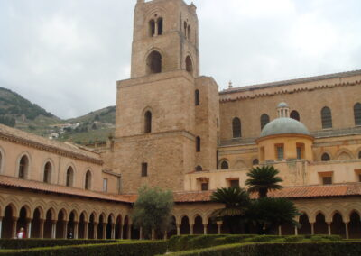Monreale Norman-Byzantine Cathedral