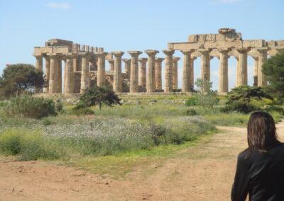 Wonderful Temples in Selinunte