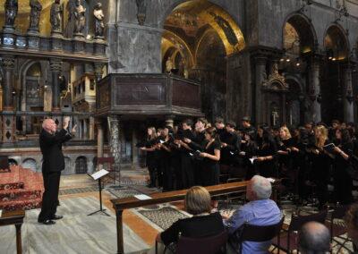 In Saint Mark's Basilica